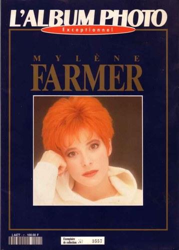 L'album photo Mylène Farmer